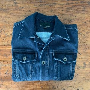 Banana Republic Denim Jacket (Small)